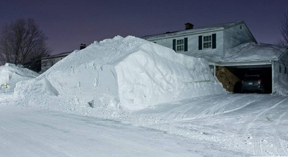 Bulgaria este îngropată în zăpadă: 117 de localităţi au rămas izolate şi fără curent electric