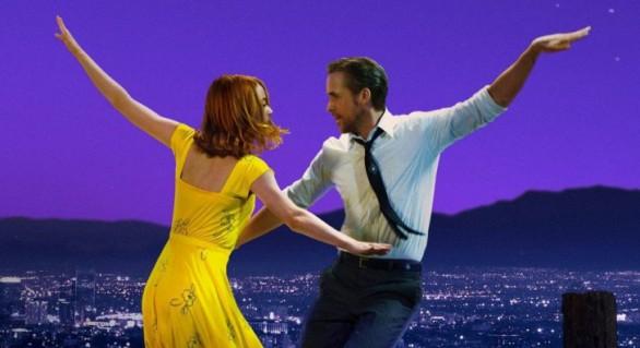 "(VIDEO) Musicalul ""La La Land"", 11 nominalizări la premiile BAFTA"