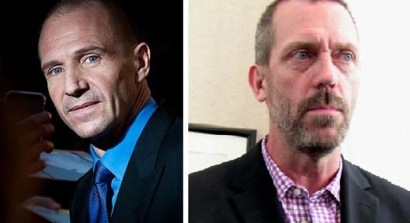 """Actorii Hugh Laurie şi Ralph Fiennes vor juca într-o comedie inspirată din seria de romane poliţiste """"Sherlock Holmes"""""""