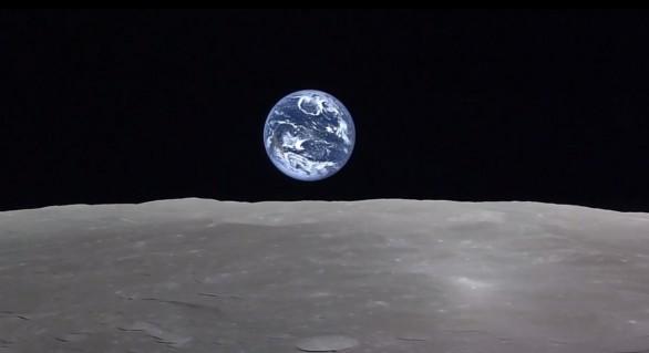 (FOTO) Pământul şi Luna văzute de pe Marte: Imaginea incredibilă publicată de NASA