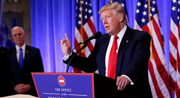 (VIDEO) Trump: Dacă lui Putin îi place de mine este un plus, nu un lucru rău