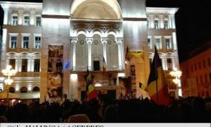 A 12-a zi de proteste: Mii de români au ieșit și sâmbătă în stradă
