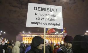Mii de români au protestat a 10-a zi consecutiv, chiar dacă ministrul Justiției a demisionat