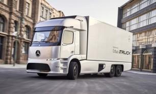 (VIDEO) Mercedes Urban eTruck: Primul camion electric se lansează în 2017