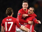 (VIDEO) Zlatan, genial; Practic a calificat de unul singur pe Man United mai departe