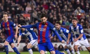 (VIDEO) Ce se întâmplă cu Messi? Reacție uimitoare la meciul cu Leganes
