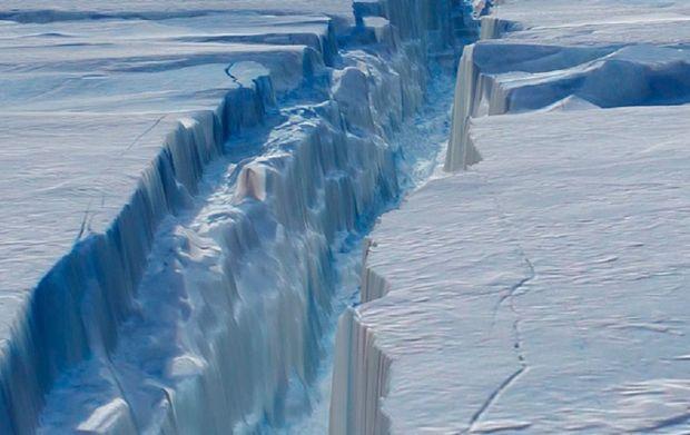 Calotă glaciară Antarctica