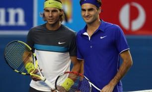 Roger Federer şi Rafael Nadal vor face pereche la dublu pentru prima dată în carieră