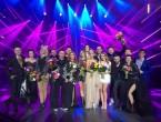 (VIDEO) Piesa care a câștigat semifinala Eurovision România; A acumulat maximum de puncte