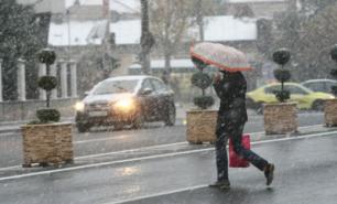 (METEO) Baba Dochia îşi scutură cojoacele de ploaie şi omăt: În weekend temperaturile scad cu 10 grade