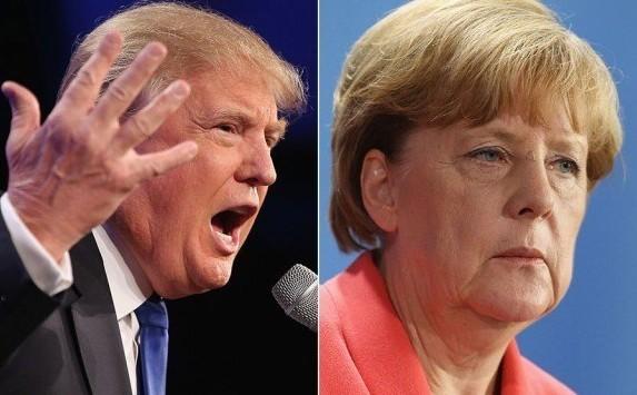"""Trump susţine că Germania datorează NATO sute de mld euro; Berlinul consideră situaţia """"revoltătoare"""""""