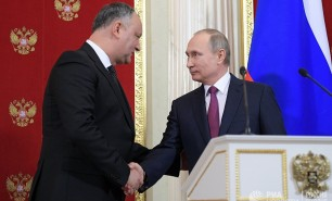 Igor Dodon la Moscova: Linia neagră în relațiile moldo-ruse s-a încheiat. Începe una albă