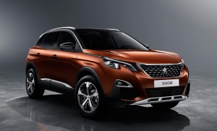 Peugeot 3008, declarat Mașina anului 2017 în Europa