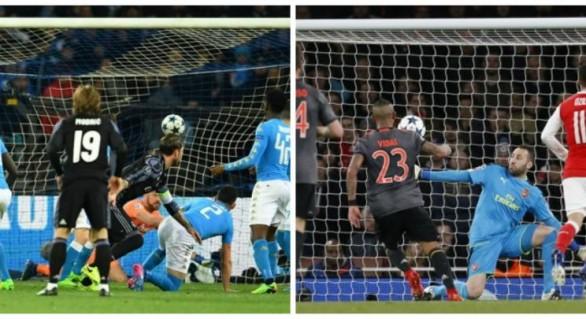 (VIDEO) Liga Campionilor: Real și Bayern repetă scorurile categorice din tur și se califică în sferturi