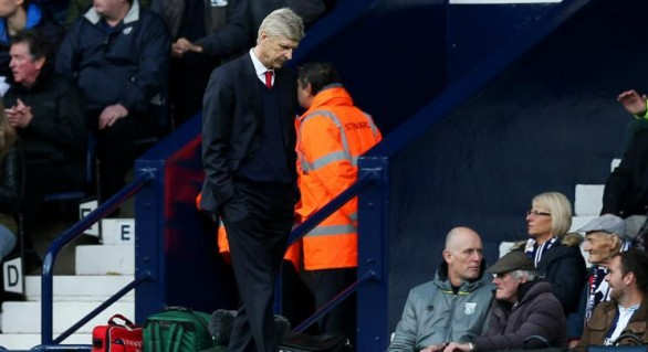 Arsenal a suferit o nouă înfrângere, iar Wenger e gata de a-și anunța plecarea