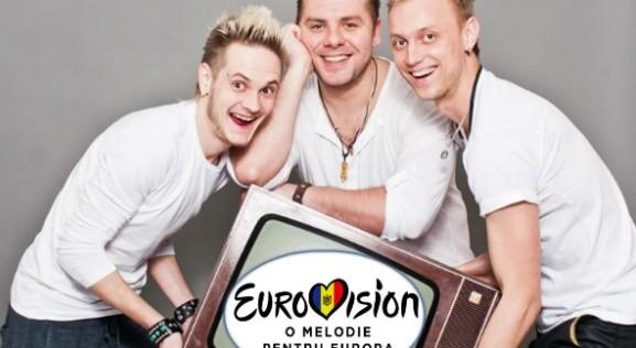 Trupa SunStroke Project cântă, duminică, la finala Eurovision România