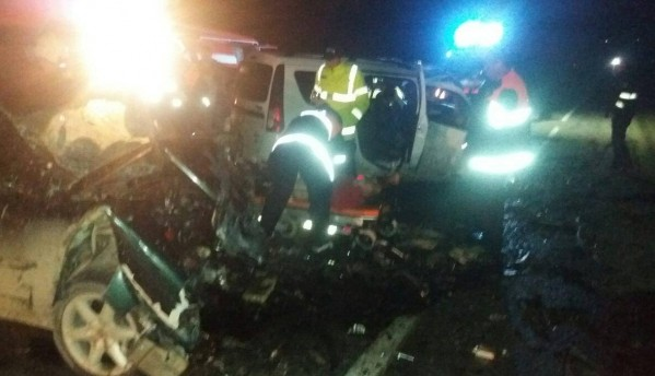 Accident grav la nordul Moldovei: Două persoane au decedat