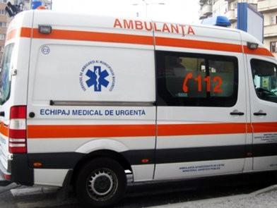 Un moldovean, în stare gravă în urma unui accident de muncă produs în România