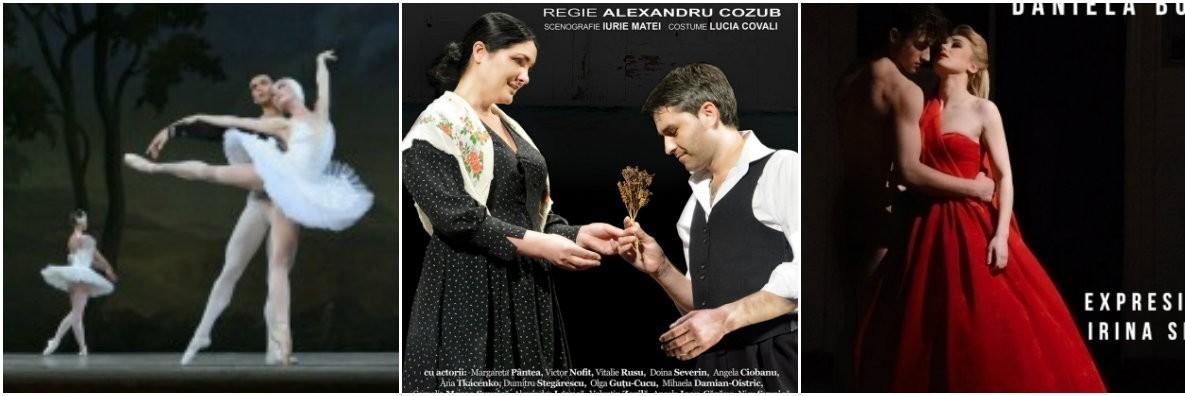 8 martie la teatru: Iată ce spectacole vor fi jucate în Chișinău