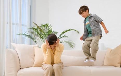(STUDIU) Copiii hiperactivi suferă de o tulburare cerebrală