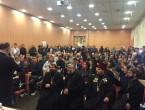 (VIDEO) Imagini noi de la întâlnirea lui Igor Dodon cu moldovenii din Italia, unde a fost huiduit și acuzat de complicitate cu Plahotniuc
