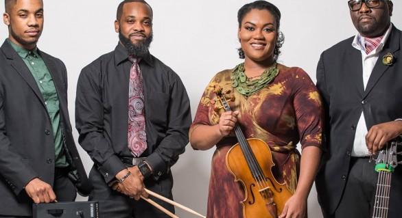 Chelsey Green and The Green Project vine în Moldova cu patru concerte Jazz gratuite