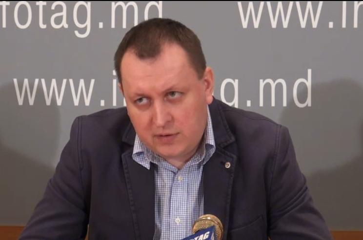 După ce a fost închis, acum  vrea să apere drepturile omului: Grigore Petrenco creează o nouă organizație