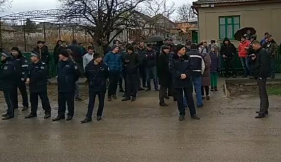 (LIVE) Protest la Comrat: Participanții au blocat traseul republican