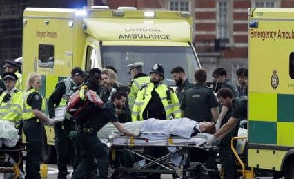 Explozie la Liverpool: Peste 20 de răniți au fost găsiți printre ruine