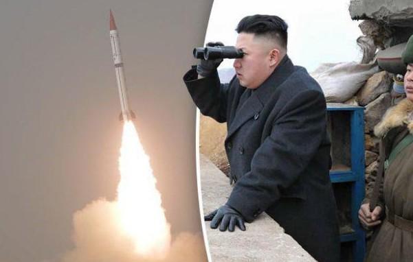 (VIDEO) Coreea de Nord a prezentat simularea unui atac cu rechete împotriva unui oraș american