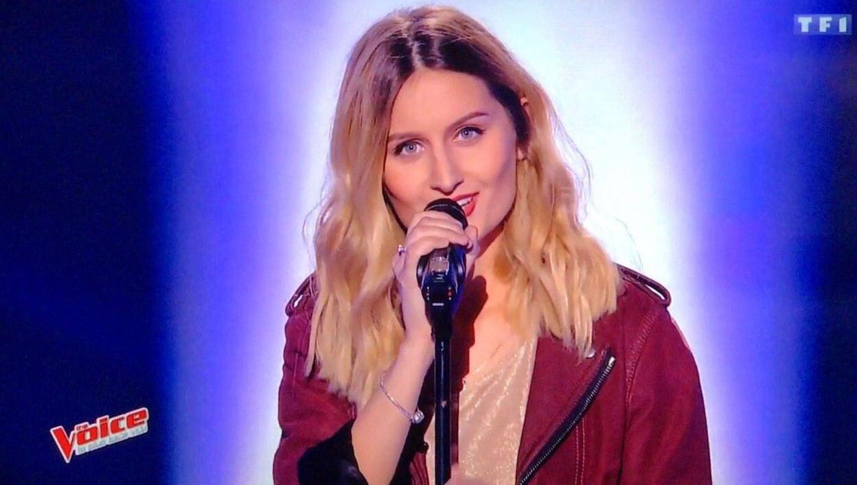 "(VIDEO) Lidia Isac la ""The Voice of France"": Interpreta a impresionat juriul francez"