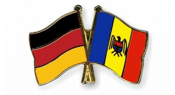 Sprijin german pentru Republica Moldova