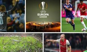 (VIDEO) Surprize și goluri multe în sferturile UEFA Europa League