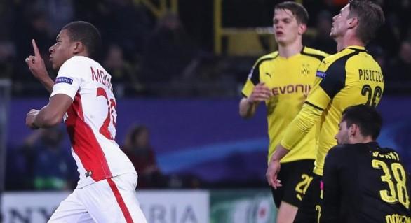 (VIDEO) Liga Campionilor: Juventus și Monaco se califică în semifinale. Record istoric pentru Mbappe