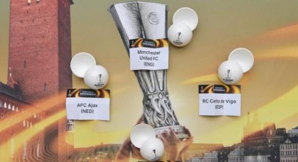 Liga Europa: S-au stabilit duelurile din semifinale