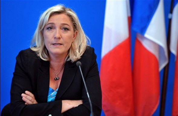 Popularitatea lui Marine Le Pen este în scădere: Va fi învinsă categoric în turul doi al scrutinului