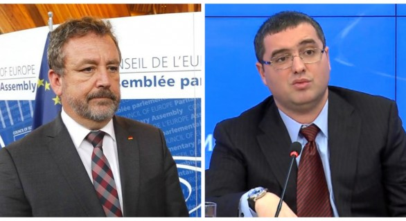 Raportorul special al APCE privind sistemul Interpol distruge orice insinuare a bloggerului Veaceaslav Balacci privind presupuse legături cu Renato Usatîi