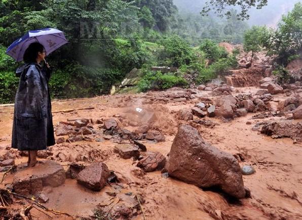 Cel puţin 11 morţi şi 20 de dispăruţi în urma unei alunecări de teren produse în Columbia