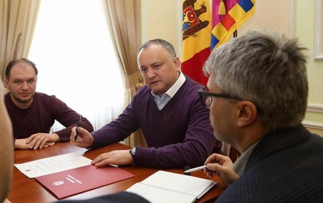 Igor Dodon nu poate declara stare de urgență: Este prerogativa Parlamentului