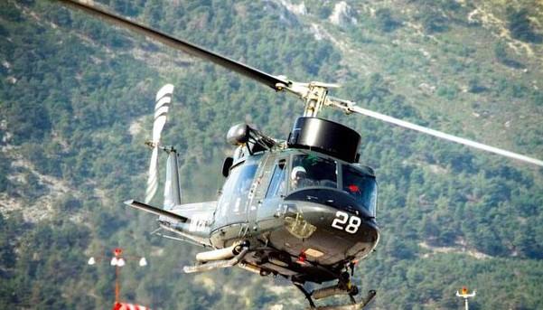Patru morţi şi un rănit, în urma prăbuşirii unui elicopter militar în nordul Greciei