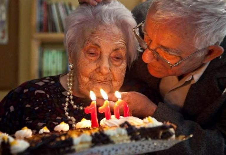 Cine este cea mai în vârstă femeie din Europa: Află-i secretul longevității