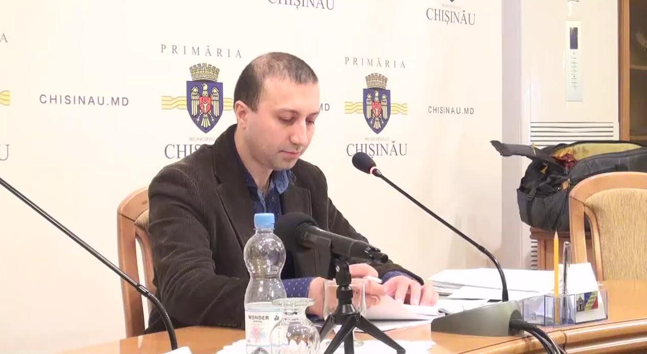Şeful Direcţiei Transport, Igor Gamrețchi, reținut de ofițerii CNA