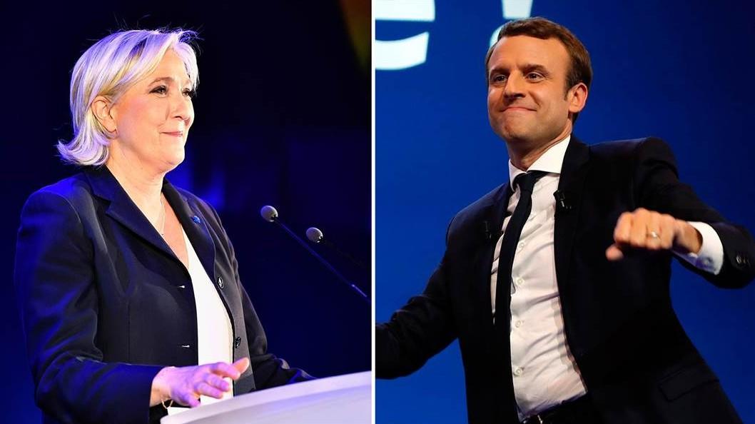 """Marine Le Pen l-a acuzat pe Emmanuel Macron că este """"slab"""" în combaterea terorismului islamist"""
