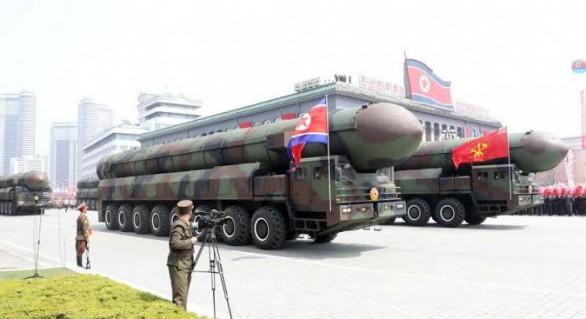 Armata americană vrea să intercepteze rachete nord-coreene în cursul unor teste