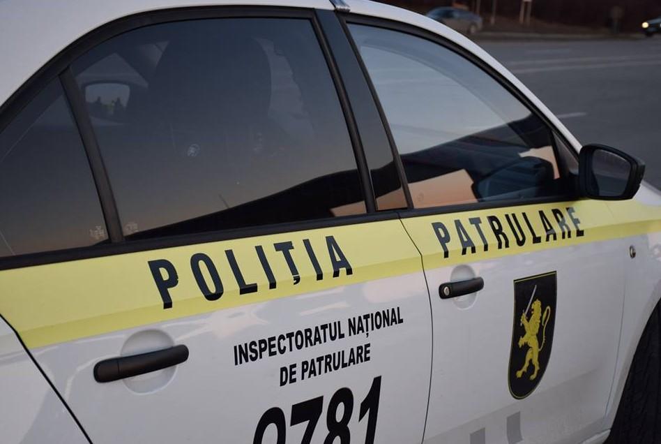 Inspectorii de patrulare, cu ochii pe șoferii nedisciplinați