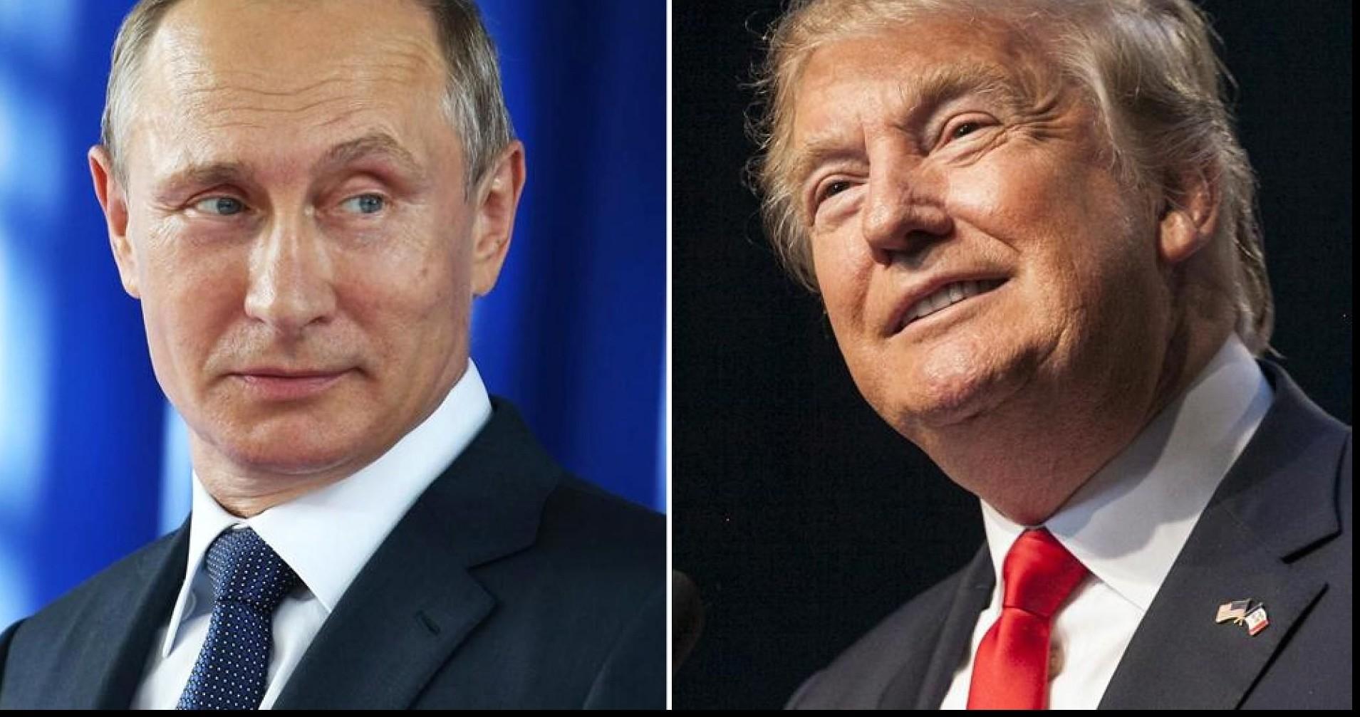 Donald Trump i-a făcut jocurile lui Vladimir Putin, în turneul european