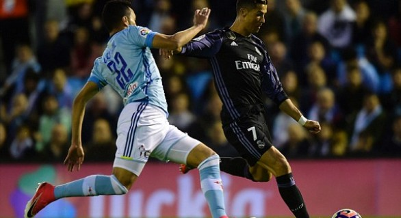 (VIDEO) Real învinge la Vigo și e aproape de titlu; Ronaldo a doborât un nou record istoric