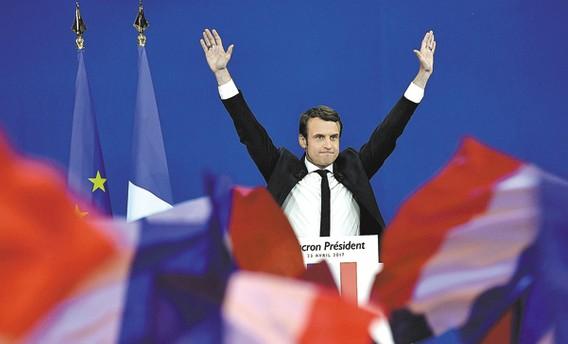 (SONDAJ) Mişcarea politică înfiinţată de Emmanuel Macron va câştiga scrutinul legislativ din Franţa