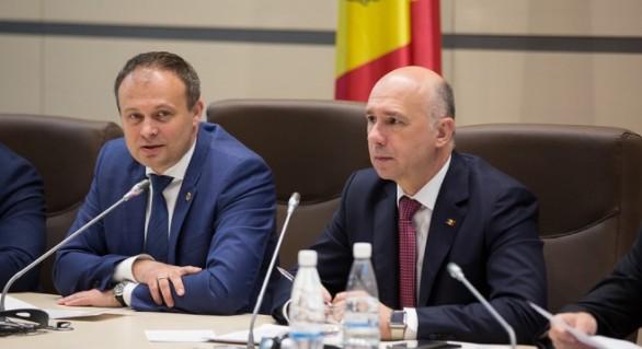 """""""Consensul larg"""" de modificare a sistemului electoral, discutat cu ambasadori de la Chişinău"""