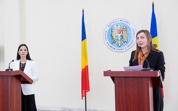 Comisia moldo-română pentru integrare europeană s-a reunit după doi ani